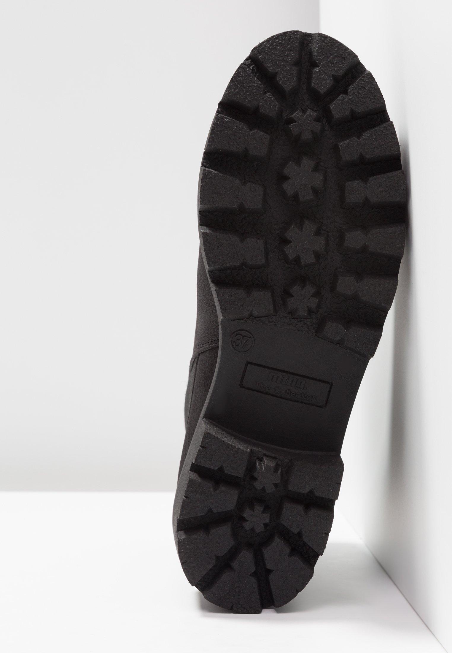 Mtng Sauro - Ankelstøvler Karma Black