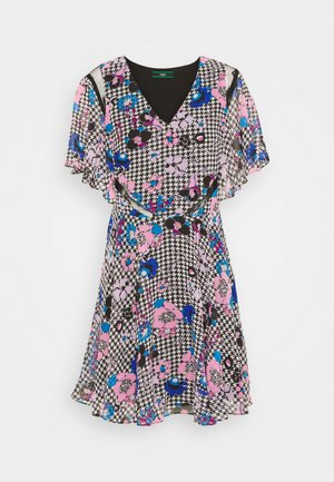 ECO DRAPY - Day dress - blue