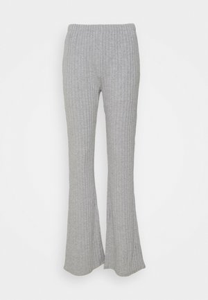 RENEE  - Tracksuit bottoms - grey marle