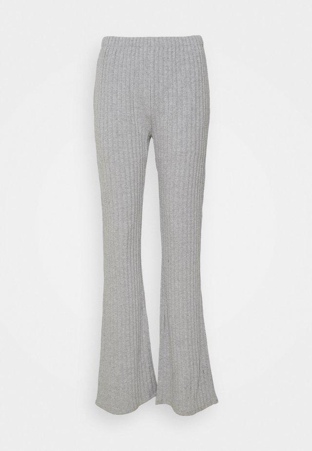 RENEE  - Teplákové kalhoty - grey marle