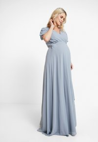 TFNC Maternity - EXCLUSIVE KATIA - Occasion wear - grey blue - 0