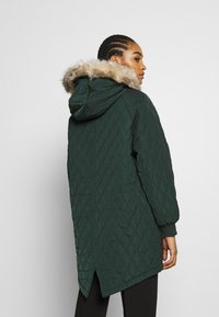 ONLY - ONLSELINE QUILTED - Parka - scarab - 2