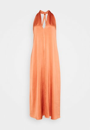 CILLE DRESS - Cocktail dress / Party dress - apricot brandy