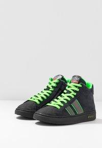 Hip - Sneakersy wysokie - dark blue - 3
