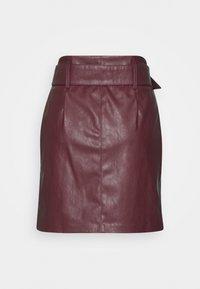 ONLY Tall - ONLJESSIE SKIRT - A-line skirt - fired brick - 1