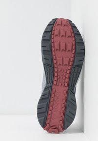 Reebok - RIDGERIDER TRAIL 4.0 - Trail running shoes - shadow/grey/rose - 4