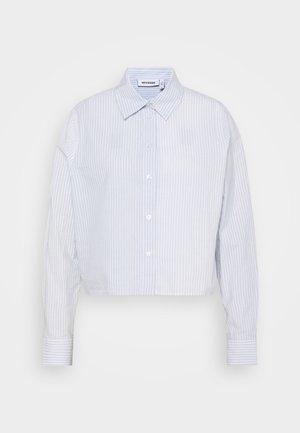GWEN  - Skjorte - blue/white
