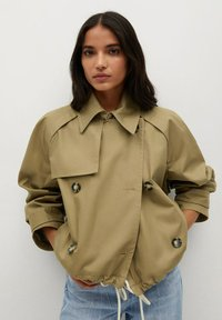 Mango - Summer jacket - khaki - 3