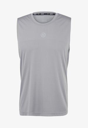 Sports shirt - mid grey