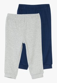 Carter's - BOY ZGREEN BABY 2 PACK - Pantalon de survêtement - navy - 0