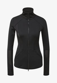 adidas by Stella McCartney - ESSENTIALS MID-LAYER TRACK TOP - Trainingsvest - black - 8