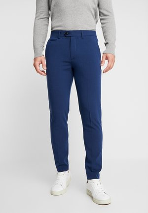 CLUB PANTS - Trousers - blue
