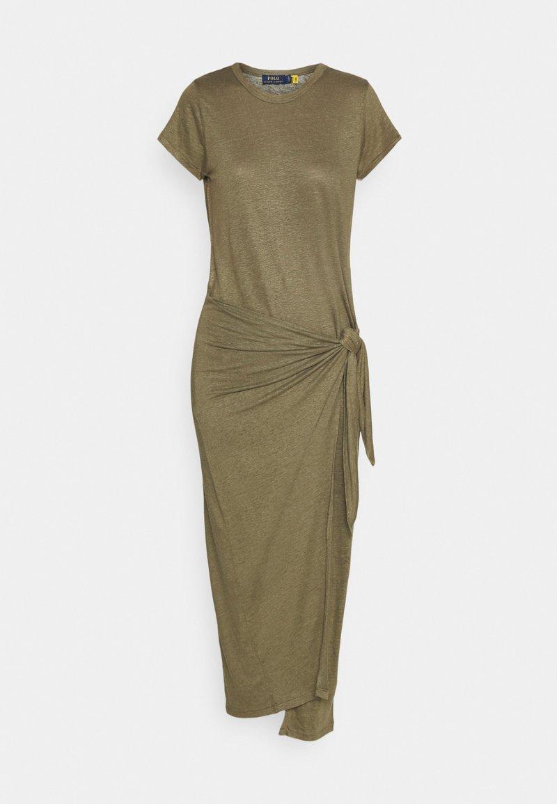 Maxi dress   basic olive