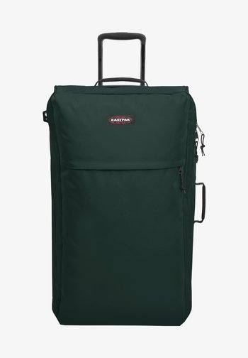 Wheeled suitcase - green