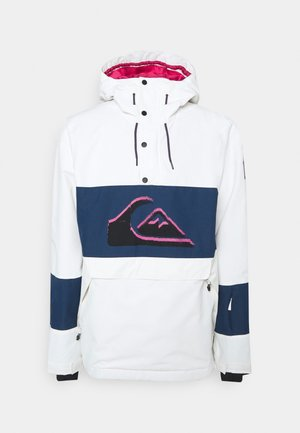 STEEZE  - Snowboard jacket - snow white