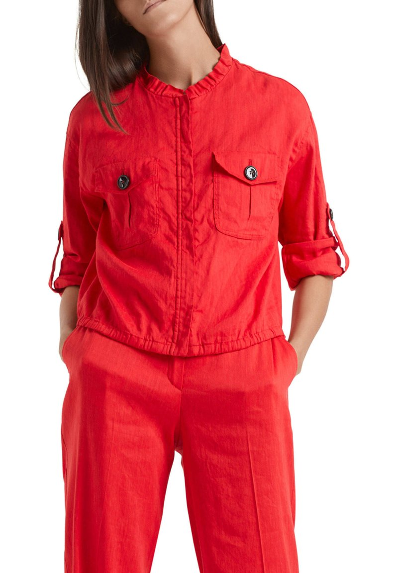 Marc Cain - Summer jacket - rot (74)