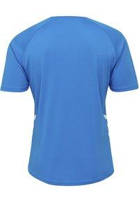 Hummel - Sports shorts - diva blue - 2