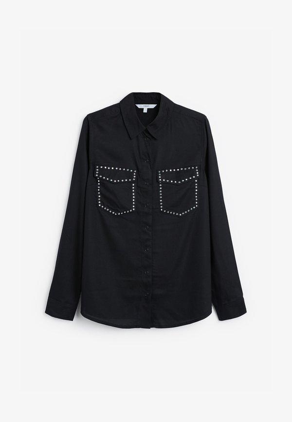 Next Koszula - black/czarny PCUD