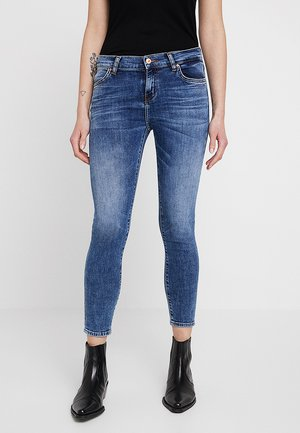 LONIA - Jeans Skinny Fit - blue denim