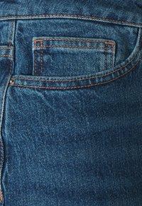 Even&Odd - Straight leg jeans - blue denim - 5