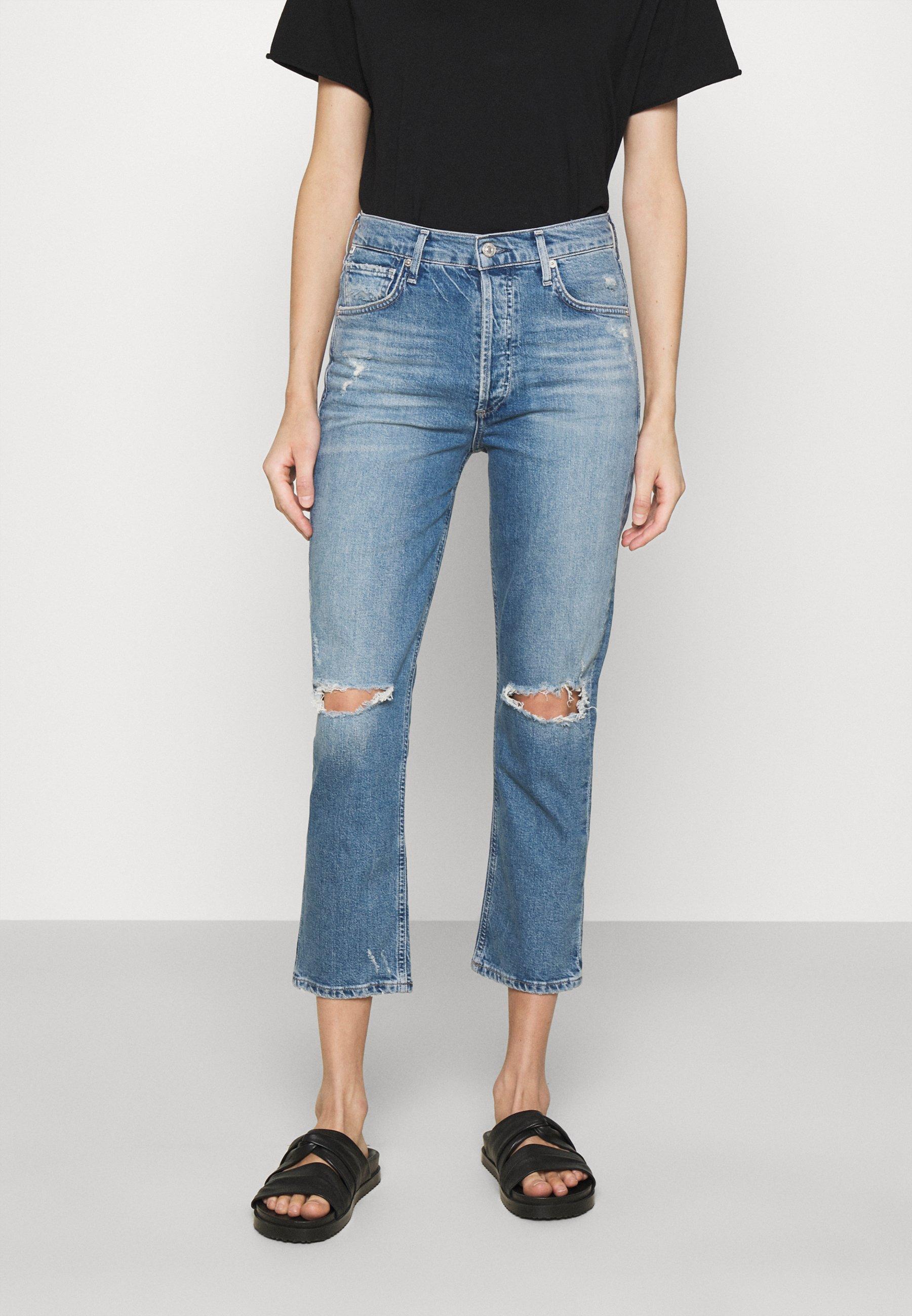 Women CHARLOTTE - Straight leg jeans