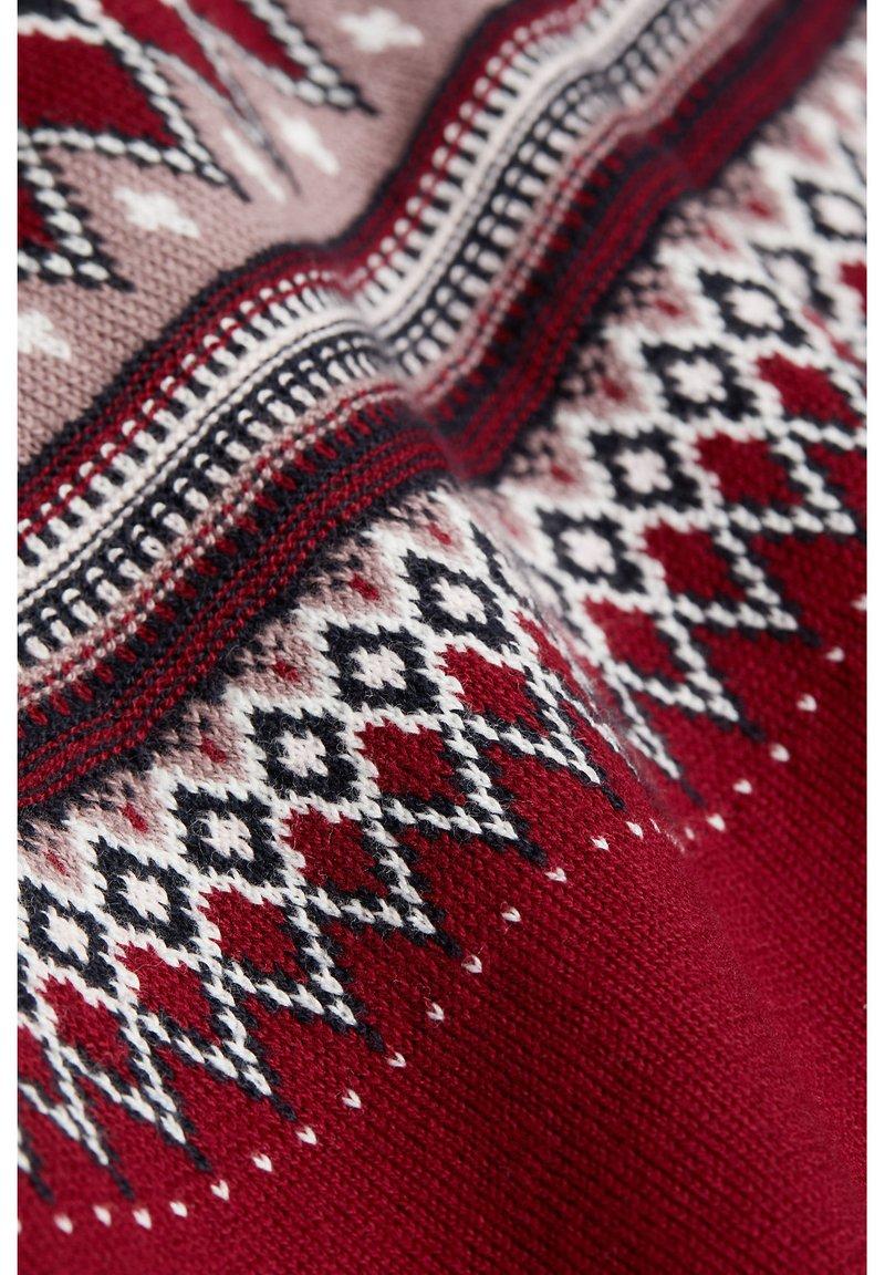 Esprit Strickpullover - bordeaux red/bordeaux jpPhar
