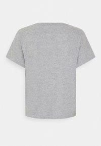 Levi's® - GRAPHIC JORDIE TEE - Print T-shirt - heather grey - 5