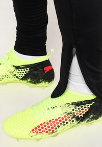 Puma - LIGA TRAINING PANTS PRO - Teamwear - black/white - 4