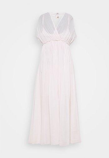DRESS - Maxi dress - pale blush