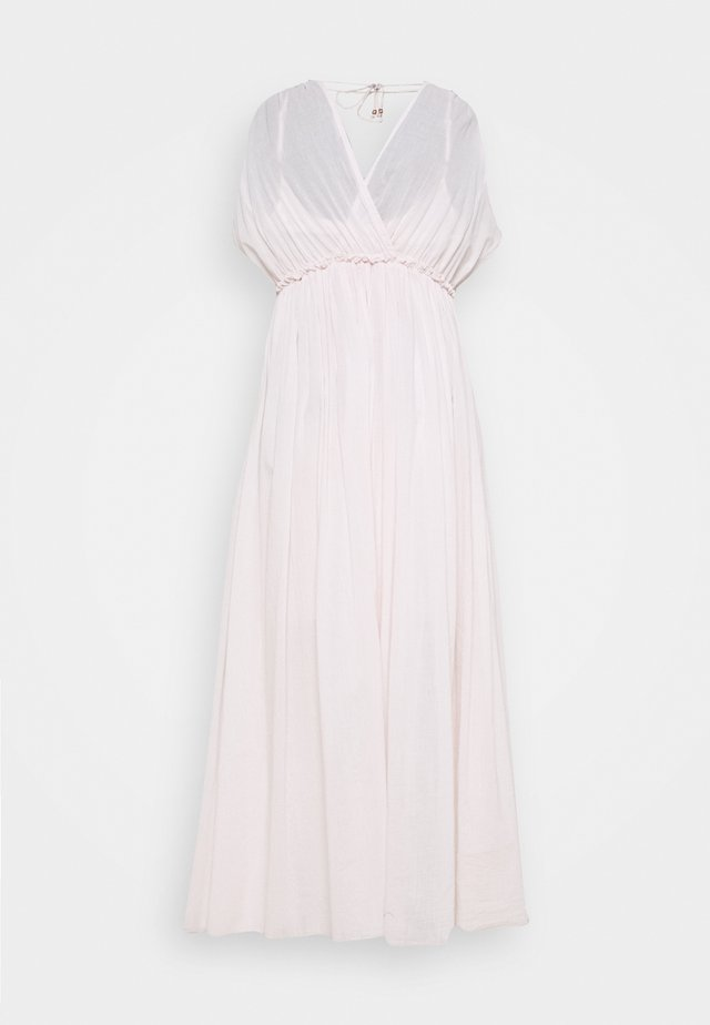 DRESS - Maxi dress - pale blush