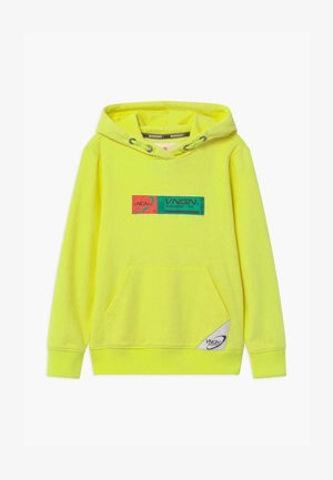 NASTOR - Hoodie - flash yellow