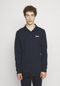 Barbour International - Polotričko - navy - 0