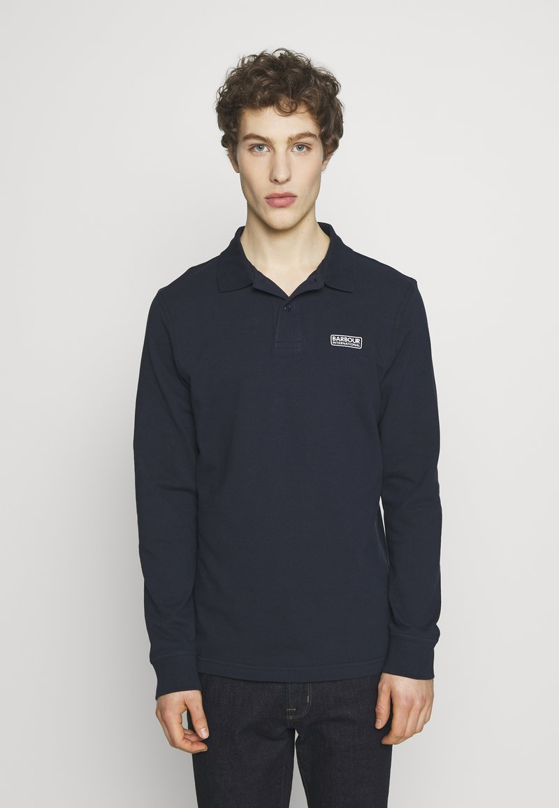 Barbour International - Polotričko - navy