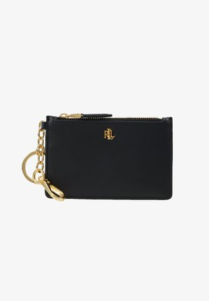 SUPER SMOOTH ZIP - Wallet - black