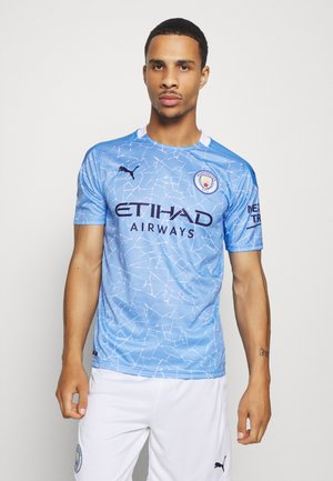 MANCHESTER CITY HOME SHIRT REPLICA - Klubové oblečení - light blue/peacoat