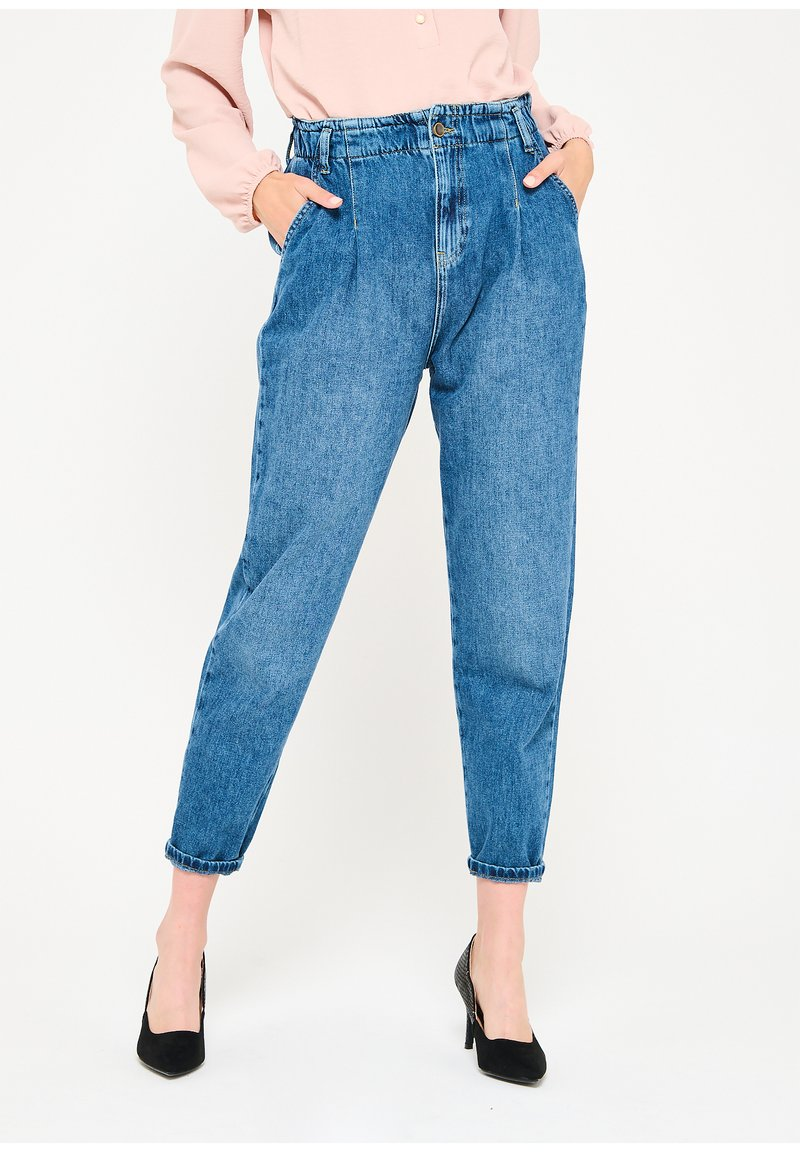 LolaLiza - Jeans Tapered Fit - blue