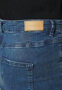 Vero Moda Curve - VMSOPHIA SCULPT - Jeans Skinny Fit - dark blue denim - 5
