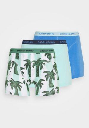 PALMSTRIPE SAMMY 3 PACK - Pants - blue tint