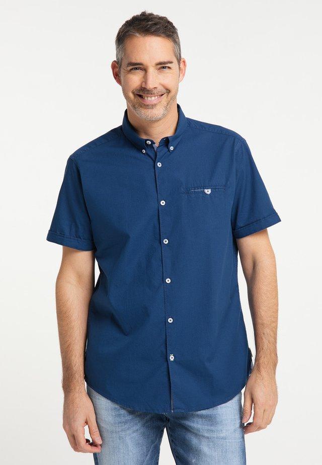 Overhemd - darkindigo