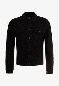 Only & Sons - ONSCOME TRUCKER   - Veste en jean - black denim - 5