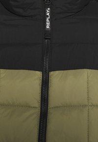 Replay - Light jacket - khaki - 5