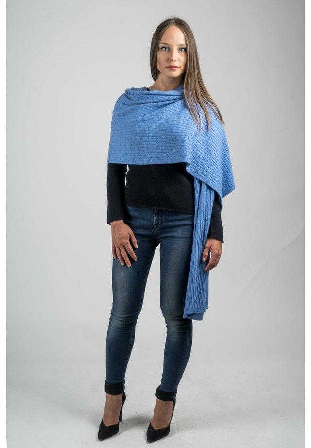 Sjal / Tørklæder - azzurro