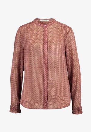 RACHEL PRINT - Skjorte - blazing grid
