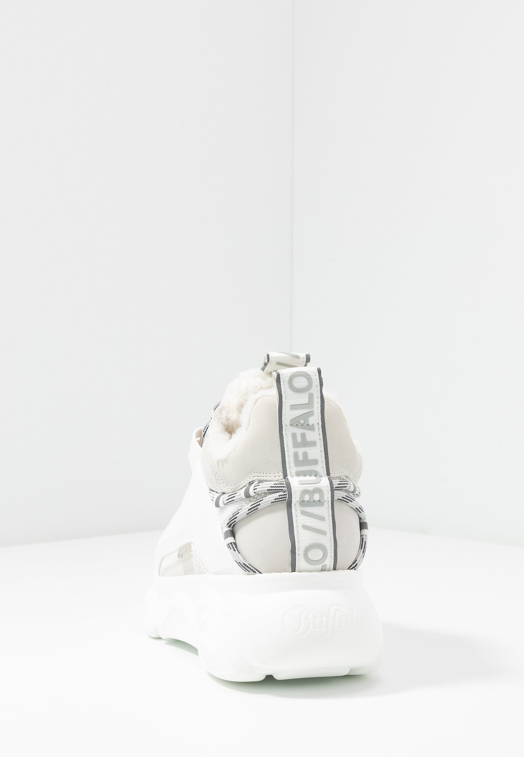 Buffalo Hike - Joggesko White/hvit