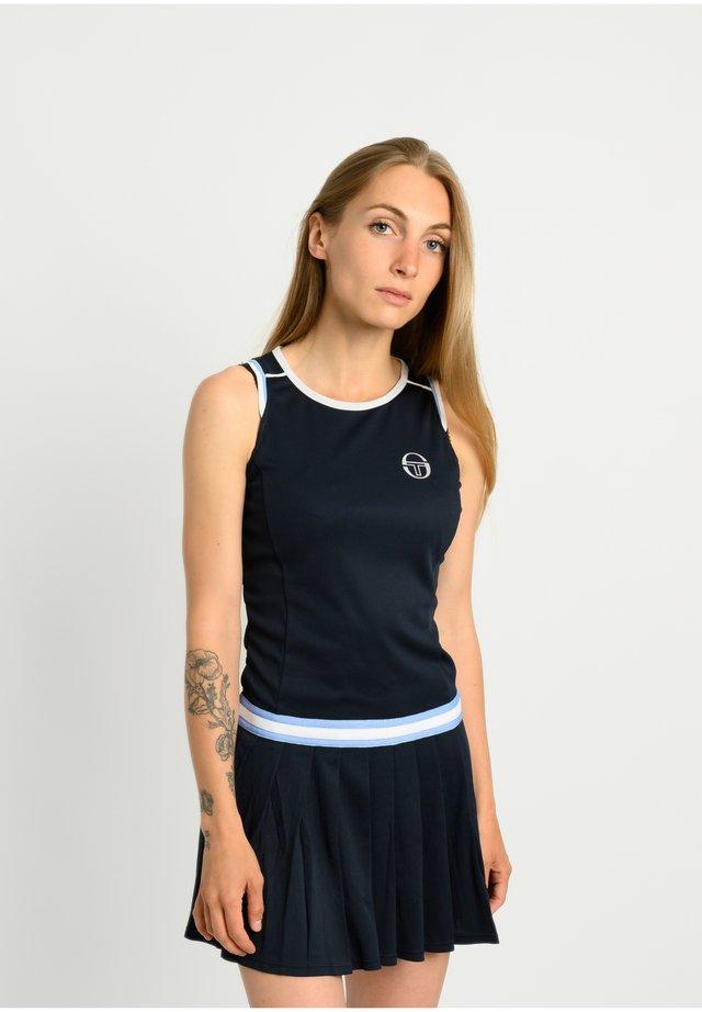 PLIAGE DRESS - Robe de sport - navy