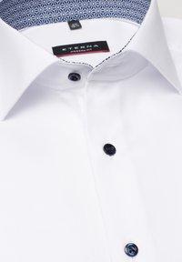 Eterna - MODERN FIT - Overhemd - white - 5