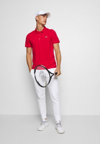Lacoste Sport - CLASSIC KURZARM - Polo - red - 1
