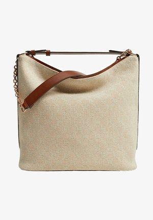 Handbag - blanco roto