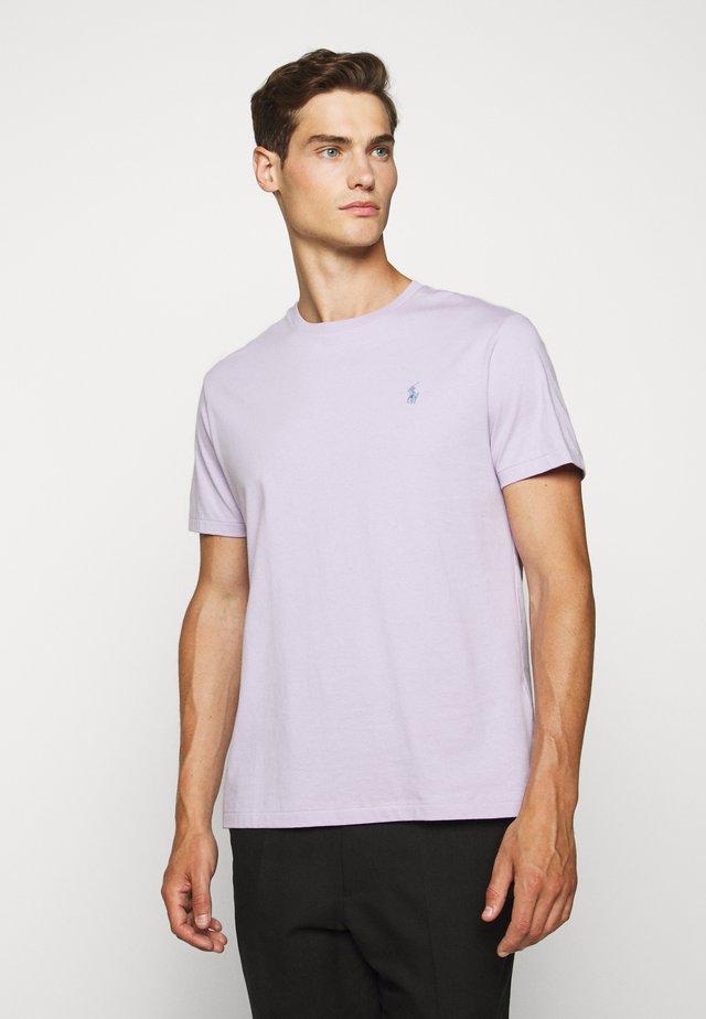 T-shirt basique - spring iris