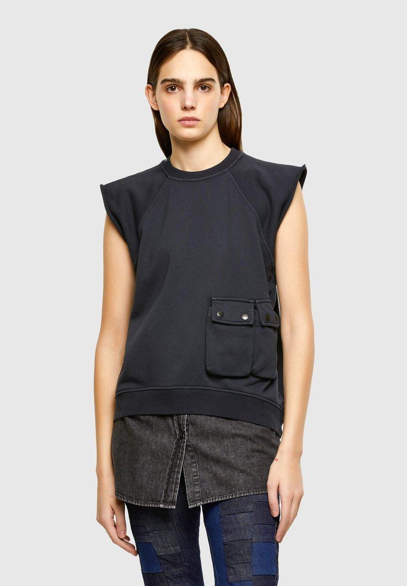 Diesel - Sweatshirt - black